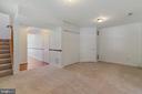 Recreation Room - 13433 CATAPULT LN, BRISTOW