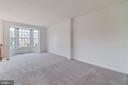 Living Room  with Floor to Ceiling Bay Window - 13433 CATAPULT LN, BRISTOW