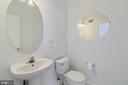 Main Level Powder Room - 13433 CATAPULT LN, BRISTOW