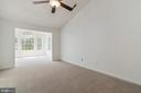 Master Suite with Sitting Room - 13433 CATAPULT LN, BRISTOW