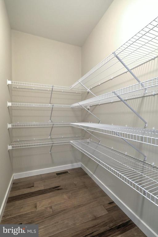 Large walk-in pantry in kitchen - 10674 OLD BOND MILL RD, LAUREL
