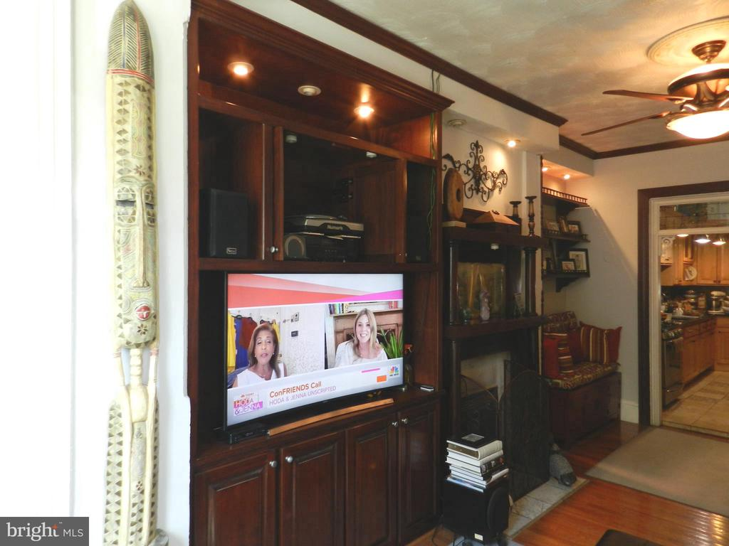 Main Level Living Room - 41 NEW YORK AVE NW, WASHINGTON