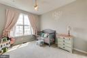Bedroom #2 - Tons of Natural Light - 43047 STUARTS GLEN TER #116, ASHBURN