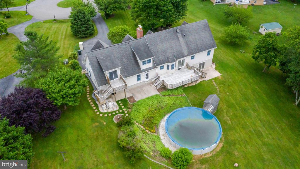 Aerial - 3326 CARLISLE DR, KNOXVILLE