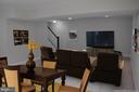 GAME & MEDIA ROOM IN LOWER LEVEL - 10307 DETRICK AVE, KENSINGTON