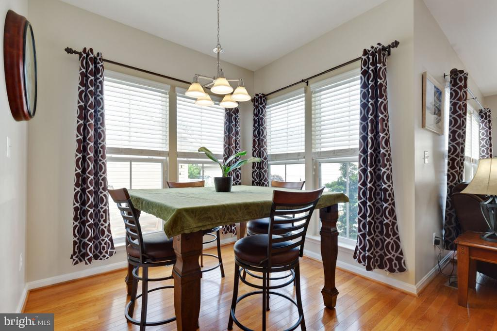 Breakfast Room - 23402 HIGBEE LN, BRAMBLETON