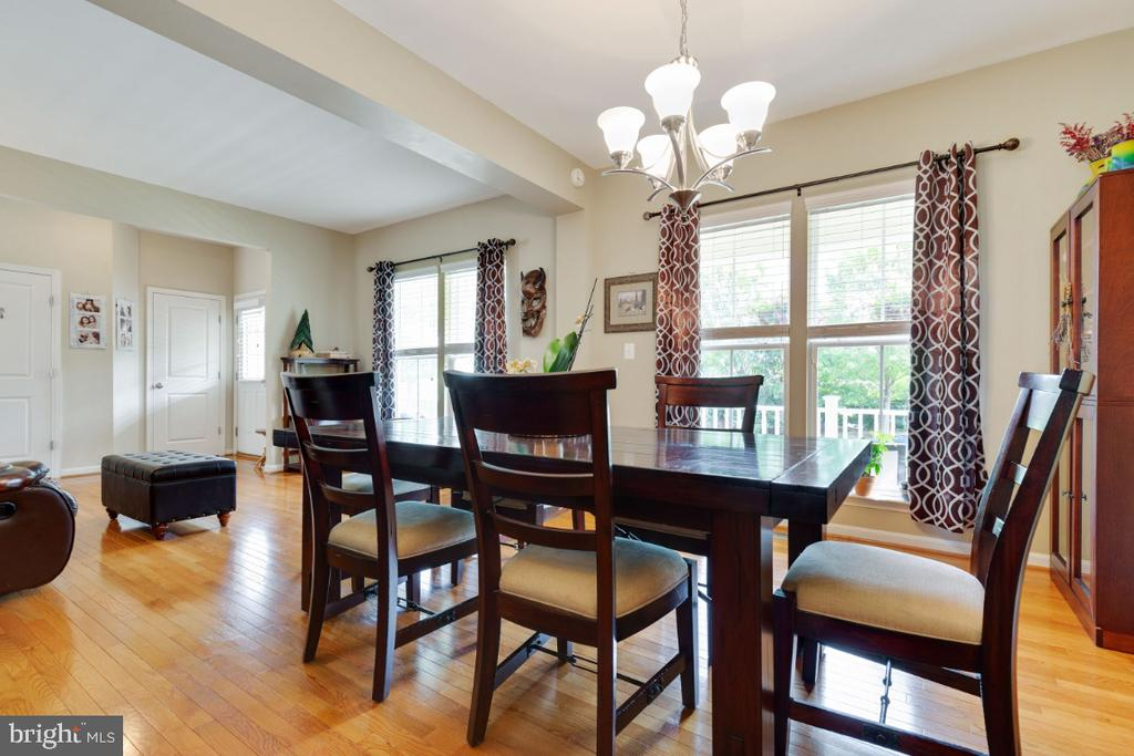 Formal Dining Room - 23402 HIGBEE LN, BRAMBLETON