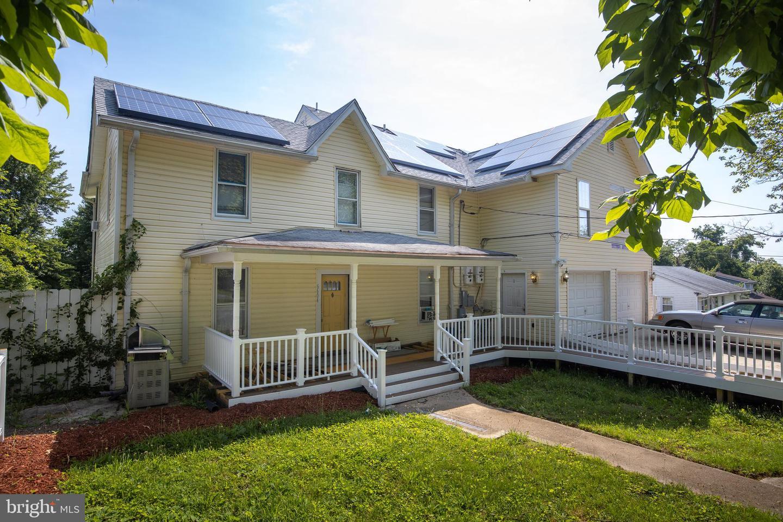 Single Family Homes para Venda às Cheverly, Maryland 20785 Estados Unidos
