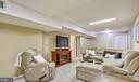 Lower Level Rec Room. - 2877 FRANKLIN OAKS DR, HERNDON