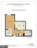 Floor plan - 4101 ALBEMARLE ST NW #618, WASHINGTON