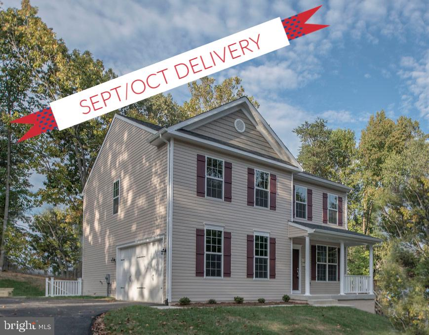 New Construction - Est. Comp SEPT/OCT. - 1455 MOUNTAIN VIEW RD, STAFFORD