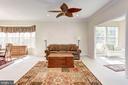 Living Room - 3854 CHAMPION OAK DR, DUMFRIES