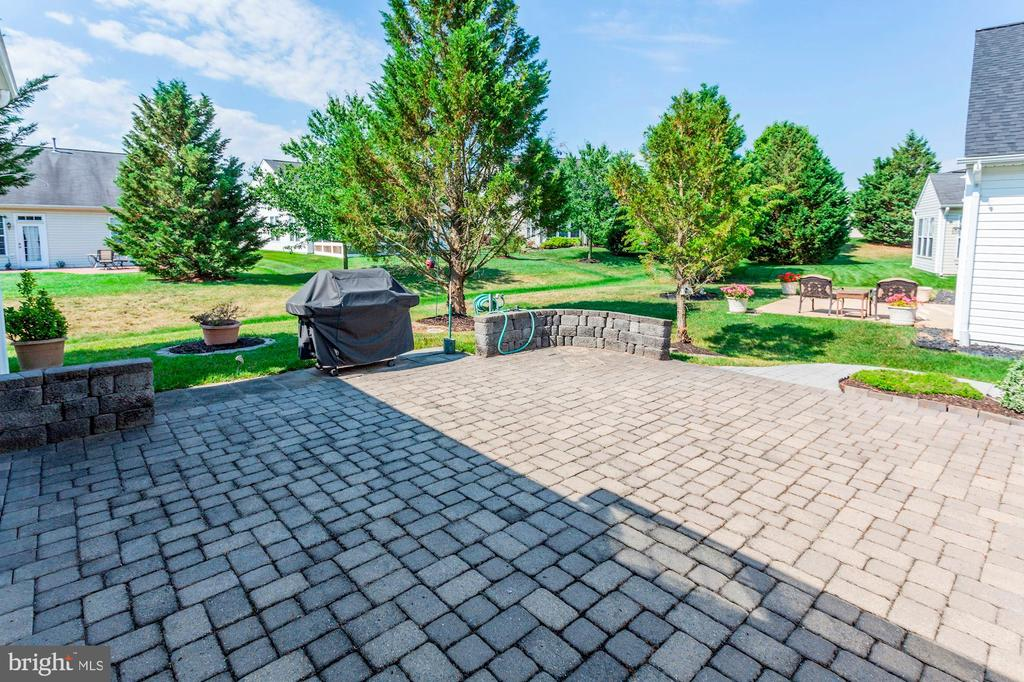 Custom Paver Patio - 3854 CHAMPION OAK DR, DUMFRIES