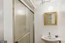 Full Bath in Basement - 3209 19TH RD N, ARLINGTON