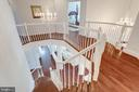 Upper Level Landing - 9637 MAYMONT DR, VIENNA
