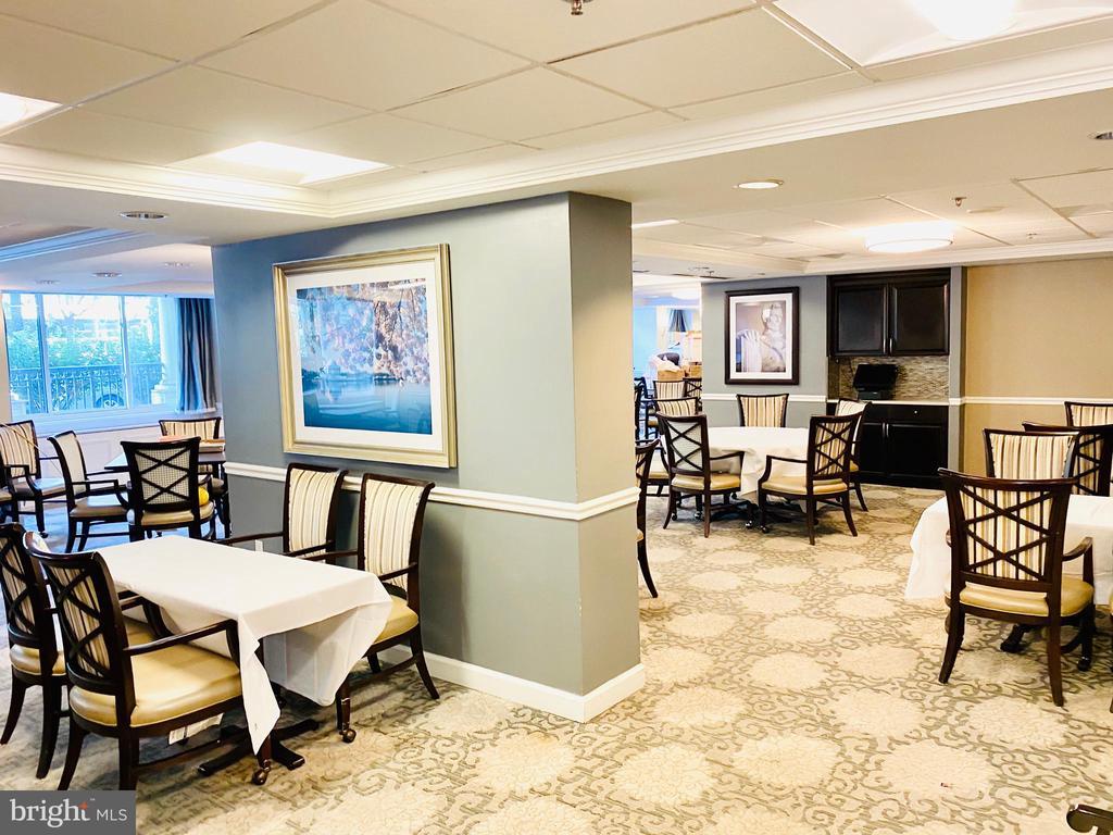 Dining hall - 1330 MASSACHUSETTS AVE NW #517, WASHINGTON