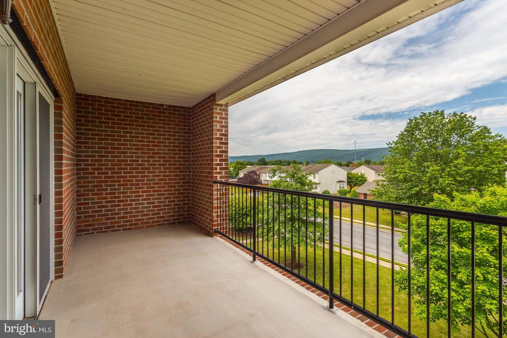 Imagine coffee or wine while enjoying these views! - 117 EASY ST #31, THURMONT