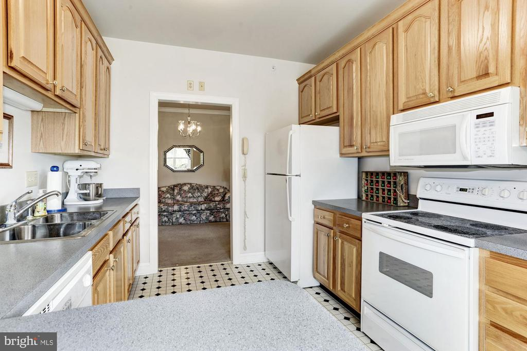 Lots of counter space - 117 EASY ST #31, THURMONT