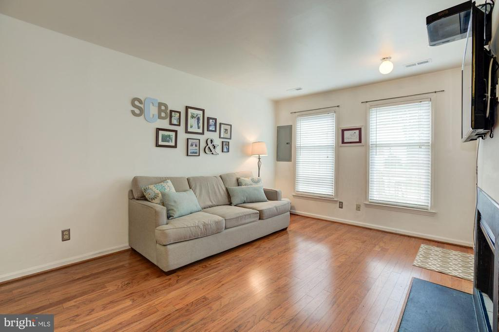 Natural light streaming in - 6010 CHESTNUT HOLLOW CT, CENTREVILLE