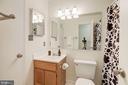 Master Bath - 6010 CHESTNUT HOLLOW CT, CENTREVILLE