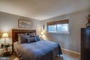 Large bedroom - 86 N BEDFORD ST #86A, ARLINGTON