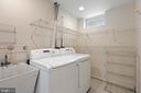 Lower level Laundry - 6908 SUSQUEHANNA RD, GAINESVILLE
