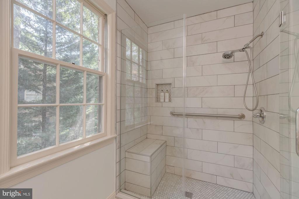 Master Bath - 5201 MANNING PL NW, WASHINGTON
