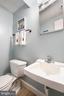Half Bath - 16-A ELM ST, THURMONT