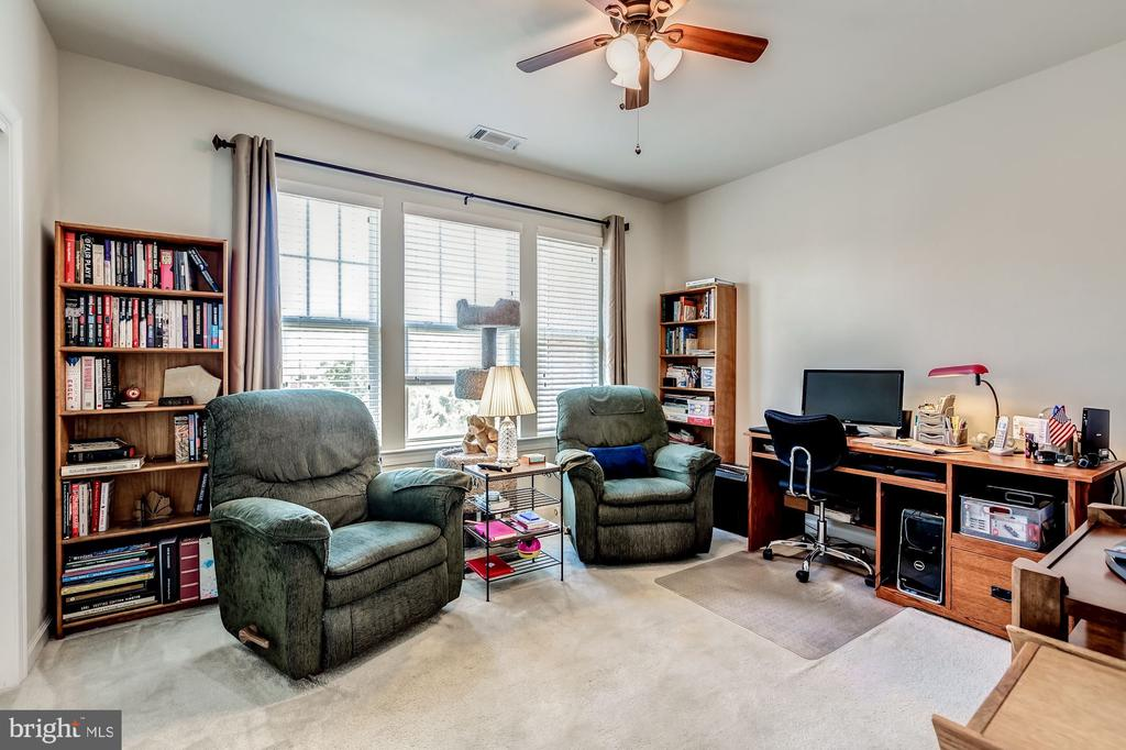 2nd bedroom - makes a great den/office too! - 20660 HOPE SPRING TER #407, ASHBURN