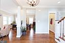 Foyer - 3000 12TH ST S, ARLINGTON