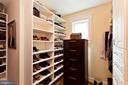 One of two walk in closets - 3000 12TH ST S, ARLINGTON