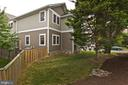 Side yard - 3000 12TH ST S, ARLINGTON