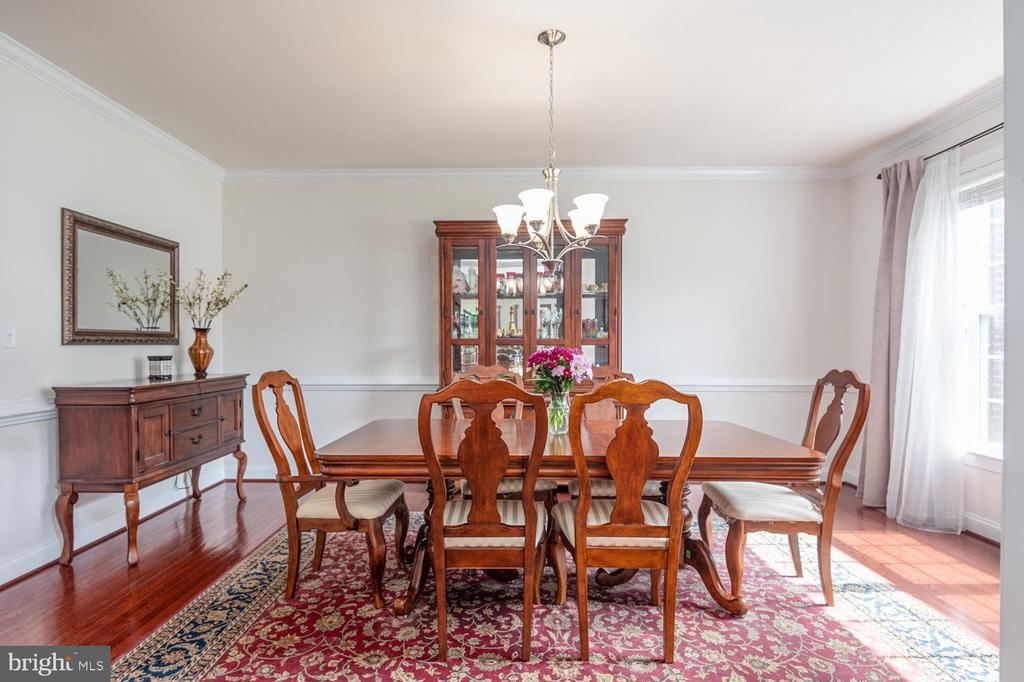 Dining Room - 4950 CAMP GEARY LN, STAFFORD