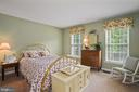 Warm and inviting bedroom 4 - 20311 BROAD RUN DR, STERLING