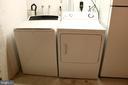 Basement Laundry - 10351 SCAGGSVILLE RD, LAUREL