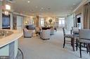 Lounge Room located on top floor - 851 N GLEBE RD #1104, ARLINGTON