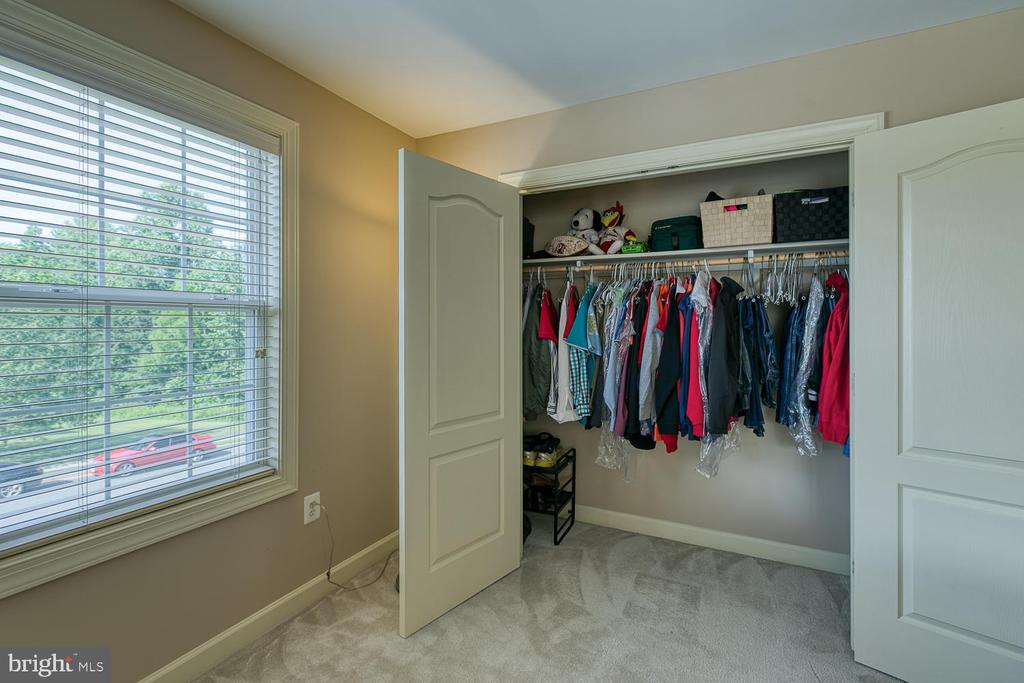 Large Closet for Bedroom #4 - 6 MOUNT ARARAT LN, STAFFORD