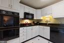 Double ovens and built-in microwave - 200 N PICKETT ST #907, ALEXANDRIA