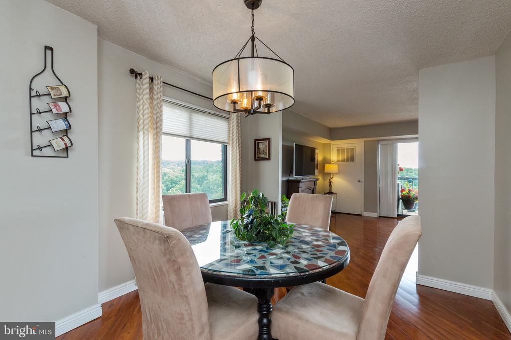 New modern lighting fixture adds lots of style - 200 N PICKETT ST #907, ALEXANDRIA