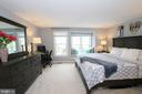 Fabulous master suite - 11276 SILENTWOOD LN, RESTON