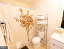Full Bath in Basement - 4 WELLSPRING DR, FREDERICKSBURG