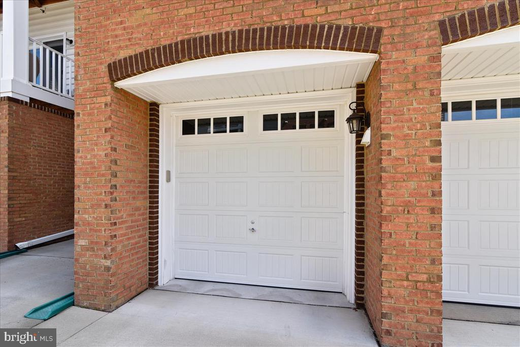 Garage space PLUS reserved parking space - 43144 SUNDERLAND TER #405, BROADLANDS
