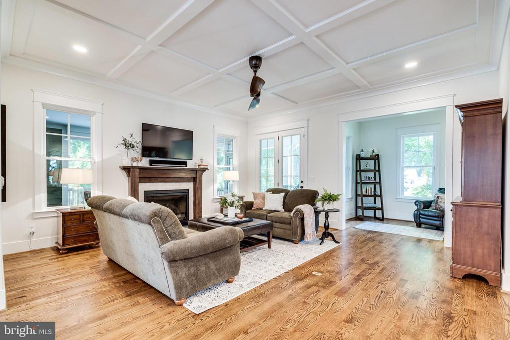 Great Room - 8720 PLYMOUTH RD, ALEXANDRIA