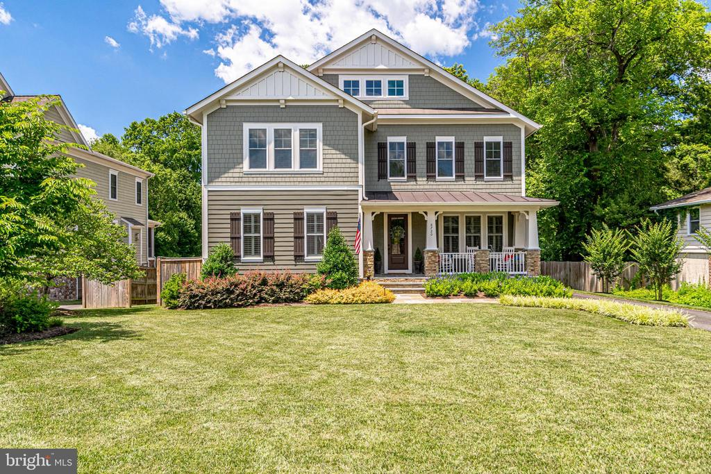 Charming craftsman in the heart of Plymouth Haven - 8720 PLYMOUTH RD, ALEXANDRIA