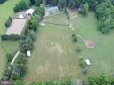 Overview of the Farm, House, Barn, Arena, pasture - 323 HARTWOOD RD, FREDERICKSBURG
