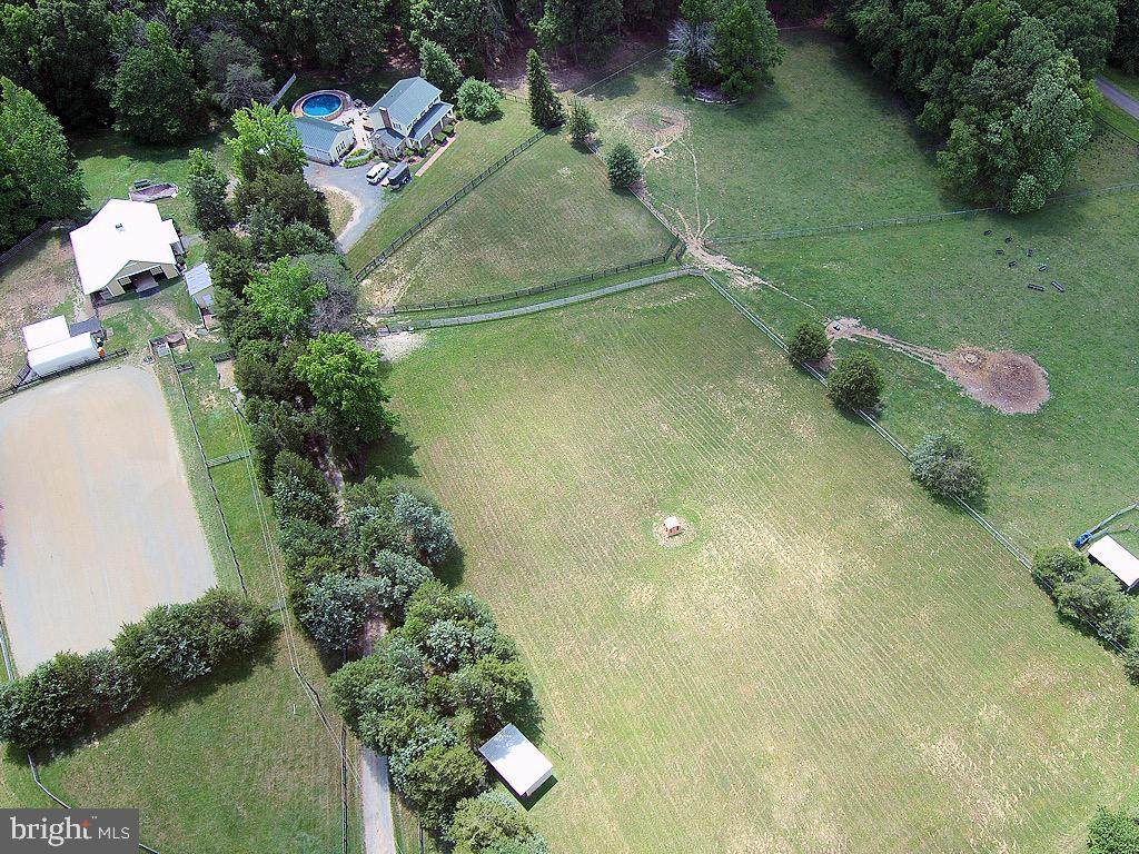 Overview of the farm - 323 HARTWOOD RD, FREDERICKSBURG