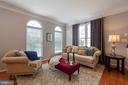 Living Room - 42919 SHELBOURNE SQ, CHANTILLY