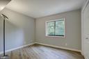 Den/Study or 3rd Bedroom off Living Room - 5901 MOUNT EAGLE DR #204, ALEXANDRIA