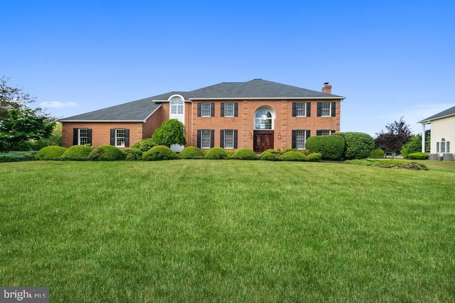 Single Family Homes for Sale at Princeton Junction, New Jersey 08550 United States