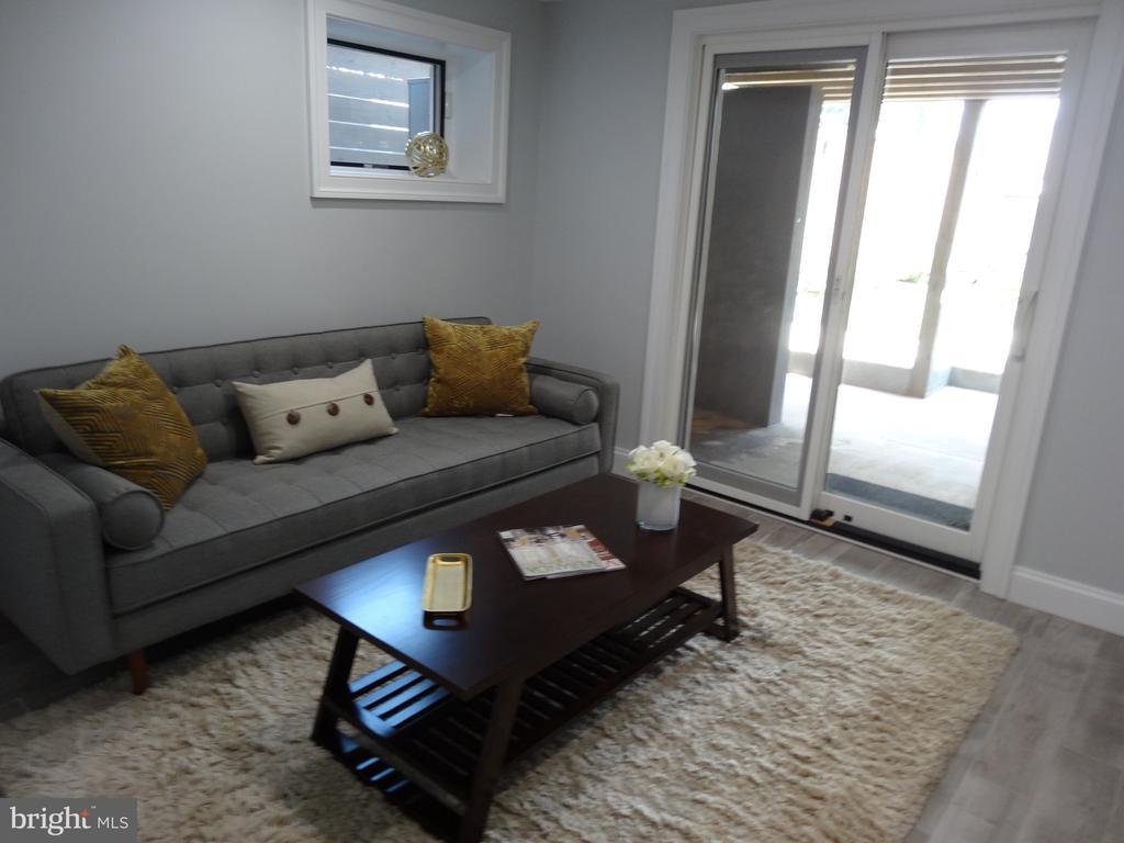 Basement bedroom #2 - 50 BRYANT ST NW, WASHINGTON